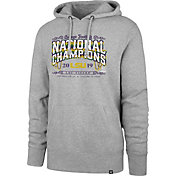 '47 Men's 2019 National Champions LSU Tigers Imprint Pullover Hoodie
