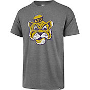 '47 Men's LSU Tigers Grey Imprint Club T-Shirt