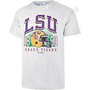 '47 Men's LSU Tigers Grey Touchdown T-Shirt
