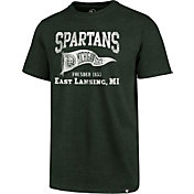 '47 Men's Michigan State Spartans Green Landmark Club T-Shirt