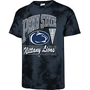 '47 Men's Penn State Nittany Lions Blue Touchdown T-Shirt