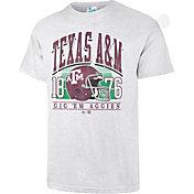 '47 Men's Texas A&M Aggies Grey Touchdown T-Shirt