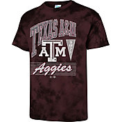 '47 Men's Texas A&M Aggies Maroon Touchdown T-Shirt