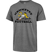 '47 Men's Iowa Hawkeyes Grey Imprint Club T-Shirt