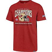 '47 Men's San Francisco 49ers 100th Club Red T-Shirt