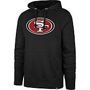 '47 Men's San Francisco 49ers Imprint Black Hoodie