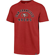 '47 Men's San Francisco 49ers Club Arch Red T-Shirt
