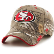 '47 Men's San Francisco 49ers Frost Realtree Adjustable Camouflage Hat