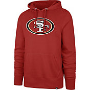 '47 Men's San Francisco 49ers Headline Red Hoodie