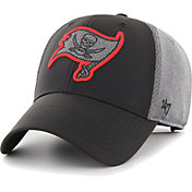 '47 Men's Tampa Bay Buccaneers Arlo MVP Adjustable Black Hat