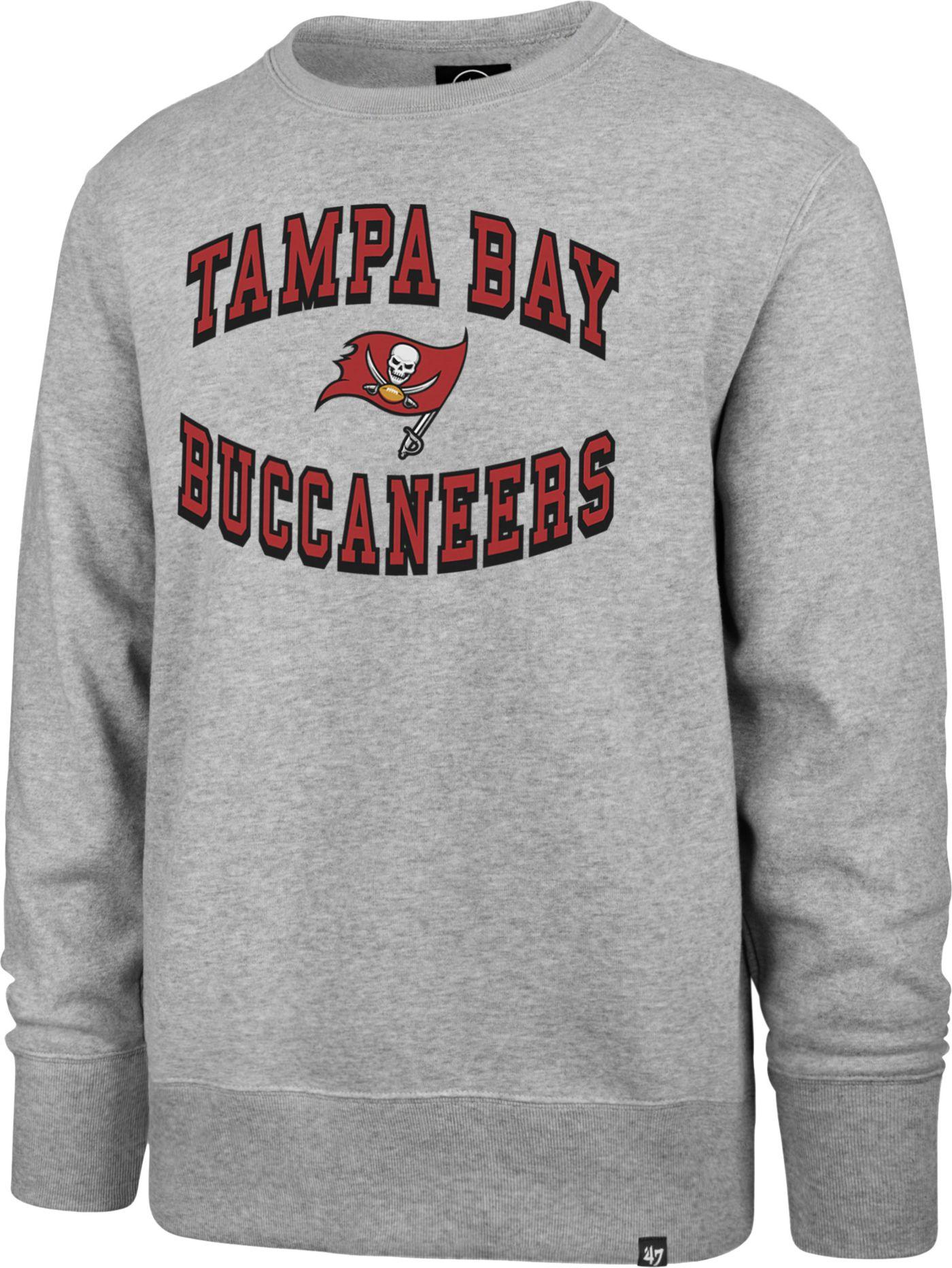 '47 Men's Tampa Bay Buccaneers Headline Grey Crew