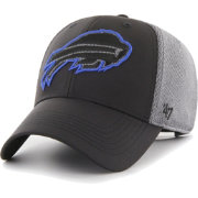 '47 Men's Buffalo Bills Arlo MVP Adjustable Black Hat