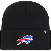 '47 Men's Buffalo Bills Carhartt Black Knit Hat