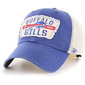 '47 Men's Buffalo Bills Crawford Clean Up Adjustable Royal Hat