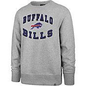 '47 Men's Buffalo Bills Headline Grey Crew