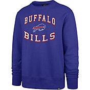 '47 Men's Buffalo Bills Arch Headline Royal Crew