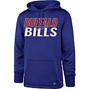 '47 Men's Buffalo Bills Tech Fleece Royal Performance Hoodie