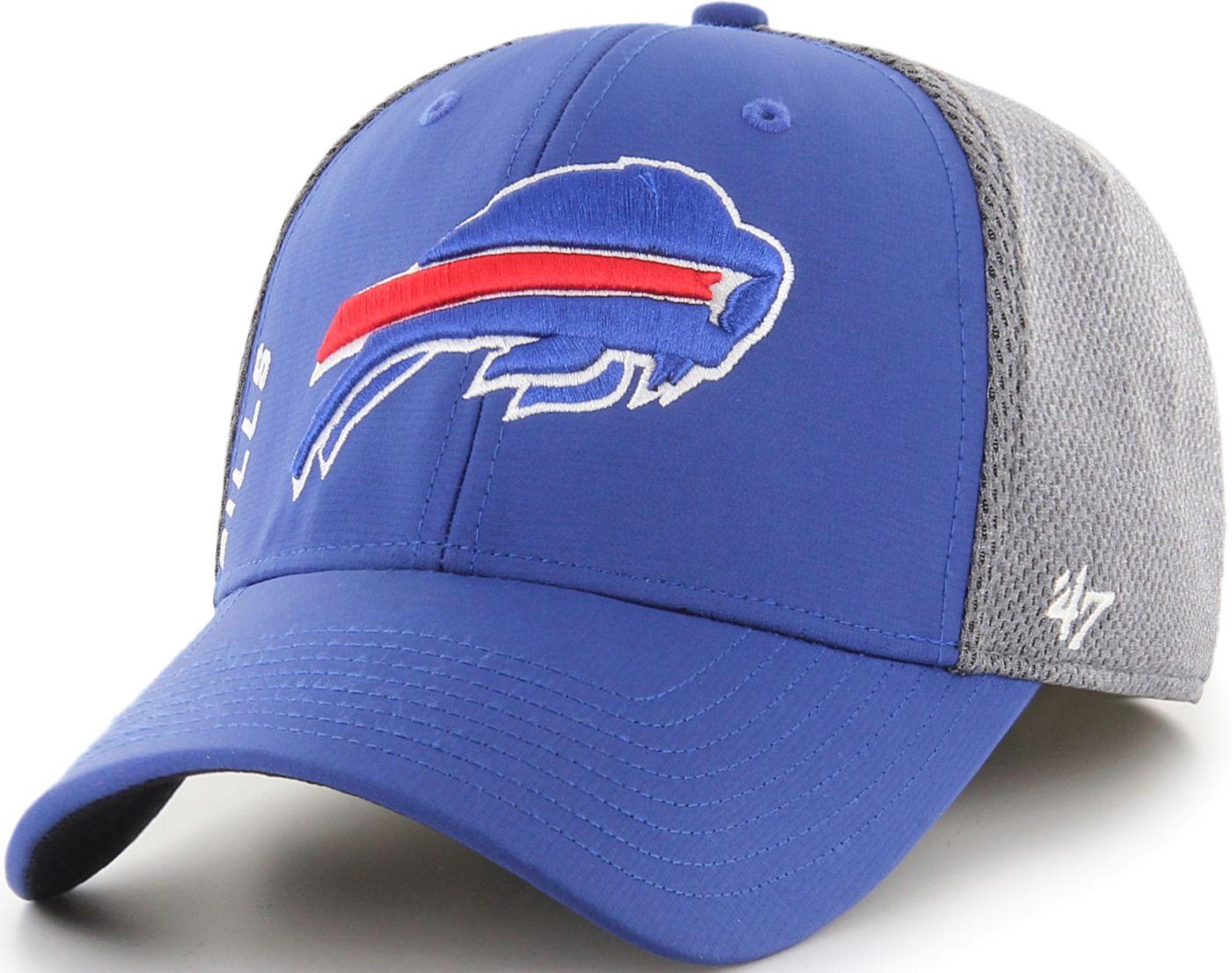 '47 Men's Buffalo Bills Wycliff Contender Stretch Fit Royal Hat