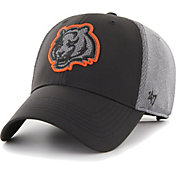 '47 Men's Cincinnati Bengals Arlo MVP Adjustable Black Hat