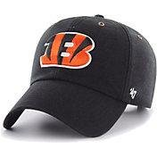 '47 Men's Cincinnati Bengals Carhartt Clean Up Adjustable Black Hat