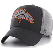 '47 Men's Denver Broncos Arlo MVP Adjustable Black Hat