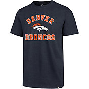 '47 Men's Denver Broncos Club Arch Navy T-Shirt