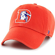 eb25b1c5d7521f Product Image · '47 Men's Denver Broncos Legacy Clean Up Adjustable Orange  Hat. '