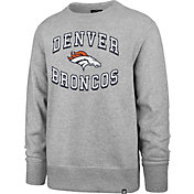'47 Men's Denver Broncos Headline Grey Crew