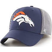 '47 Men's Denver Broncos Wycliff Contender Stretch Fit Navy Hat