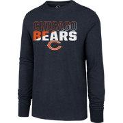 a6f9c488 '47 Men's Chicago Bears Club Long Sleeve Navy Shirt
