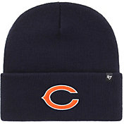 '47 Men's Chicago Bears Carhartt Navy Knit Hat
