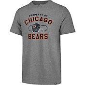 '47 Men's Chicago Bears Match Grey T-Shirt