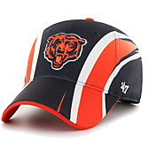 '47 Men's Chicago Bears Eclipse Solo Navy Stretch Fit Hat