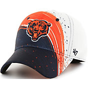 '47 Men's Chicago Bears Splash Solo Navy Stretch Fit Hat