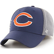 '47 Men's Chicago Bears Wycliff Contender Stretch Fit Navy Hat