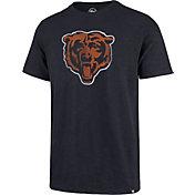 47 Men's Chicago Bears Scrum Logo Navy T-Shirt