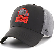 '47 Men's Cleveland Browns Arlo MVP Adjustable Black Hat