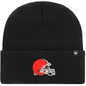 '47 Men's Cleveland Browns Carhartt Black Knit Hat