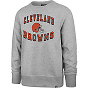 '47 Men's Cleveland Browns Headline Grey Crew