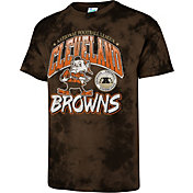 '47 Men's Cleveland Browns Tubular Tie Dye T-Shirt