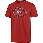 '47 Men's Kansas City Chiefs Club Arch Red T-Shirt
