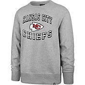 '47 Men's Kansas City Chiefs Headline Grey Crew