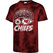 '47 Men's Kansas City Chiefs Tubular Tie Dye T-Shirt