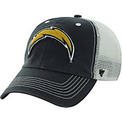 pretty nice 89bd0 b95d7 Product Image ·  47 Men s Los Angeles Chargers Taylor Trucker Navy  Stretch-Fit Hat ·