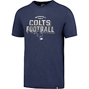 '47 Men's Indianapolis Colts Scrum Football Legacy Royal T-Shirt