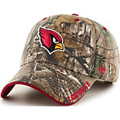 '47 Men's Arizona Cardinals Frost Realtree Adjustable Camouflage Hat