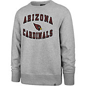 '47 Men's Arizona Cardinals Headline Grey Crew