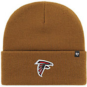 '47 Men's Atlanta Falcons Carhartt Brown Knit Hat