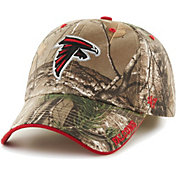 '47 Men's Atlanta Falcons Frost Realtree Adjustable Camouflage Hat