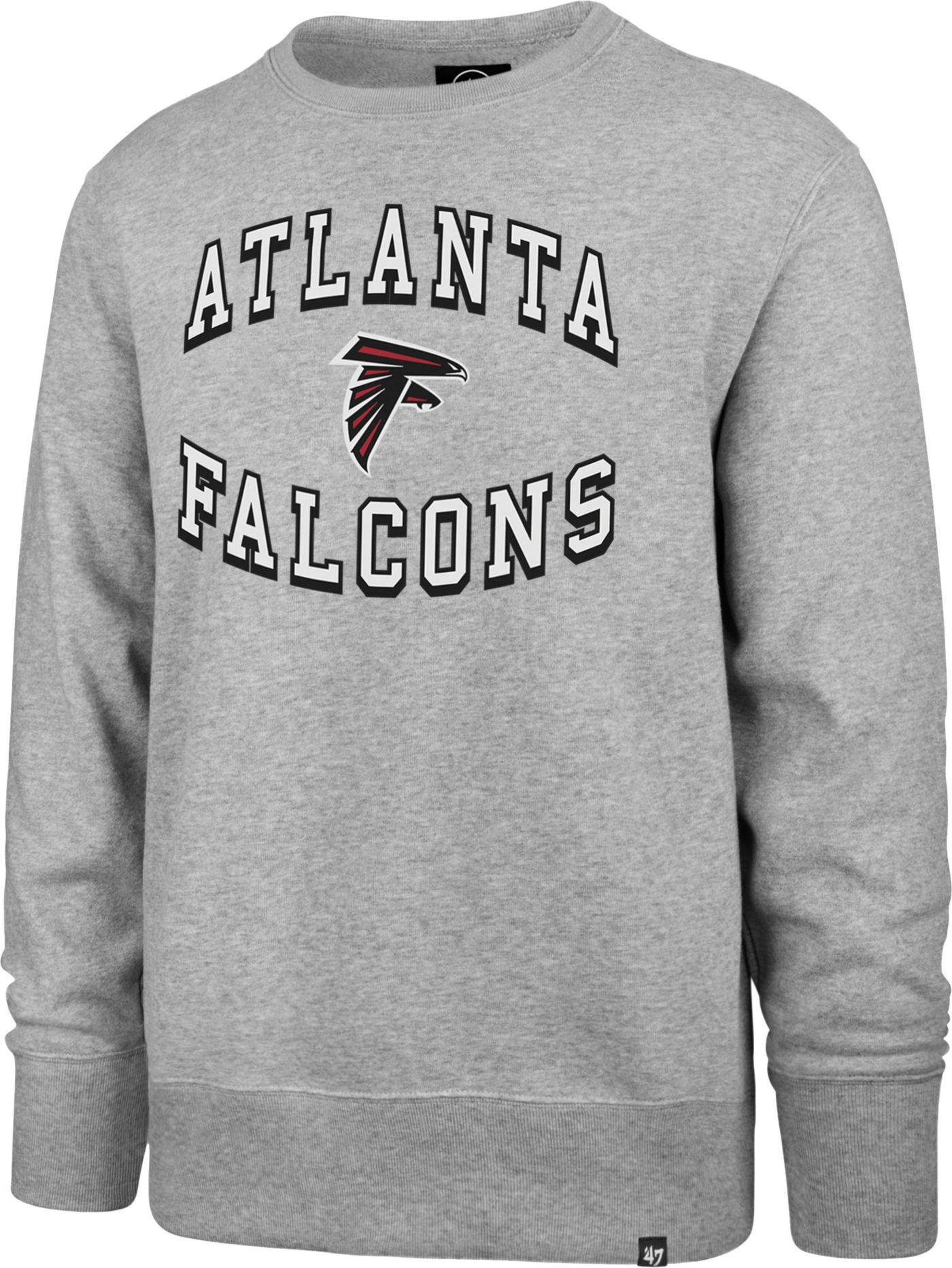 '47 Men's Atlanta Falcons Headline Grey Crew